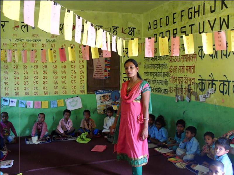 Educator training Little Sisters Fund