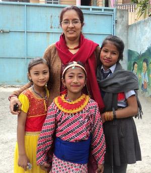 School coordinator- Little Sisters Fund