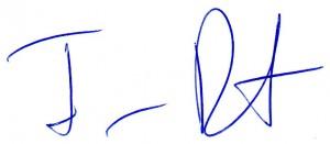 Trevor Signature